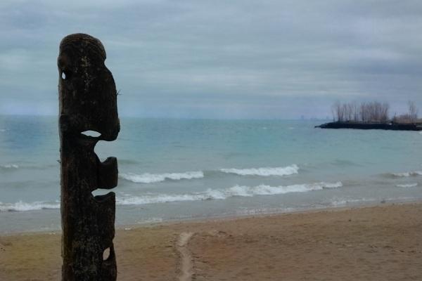Beginning - Chicago Totem