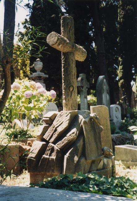 begraben in Rom