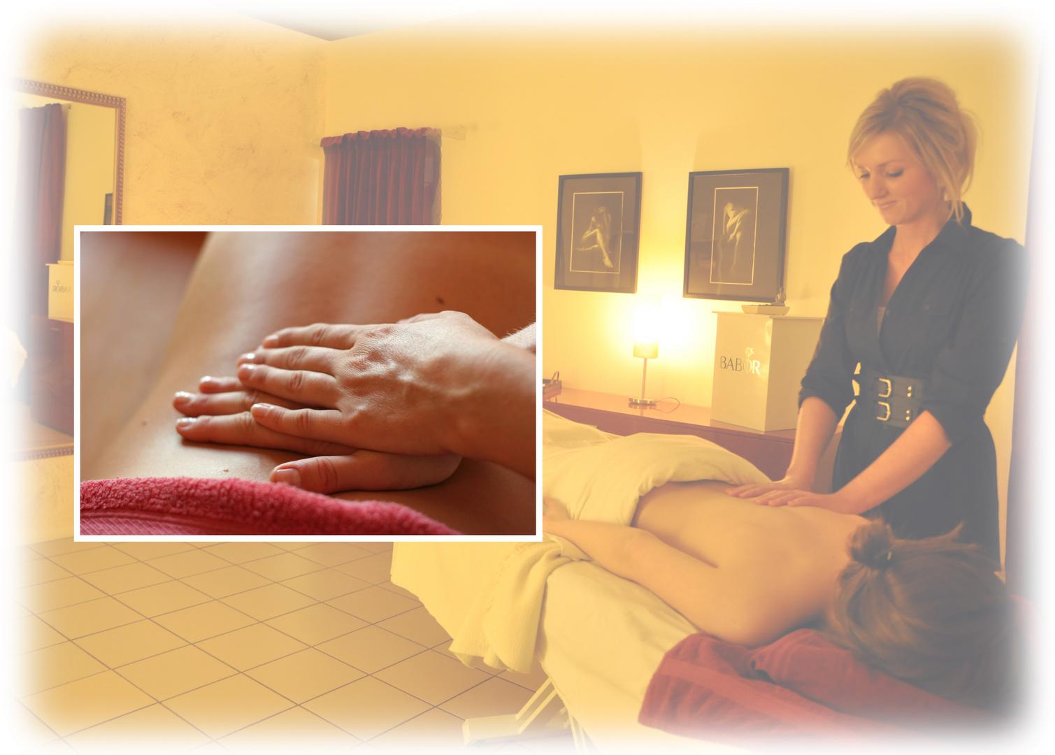 Behandlung bei Kosmetik Balance 2