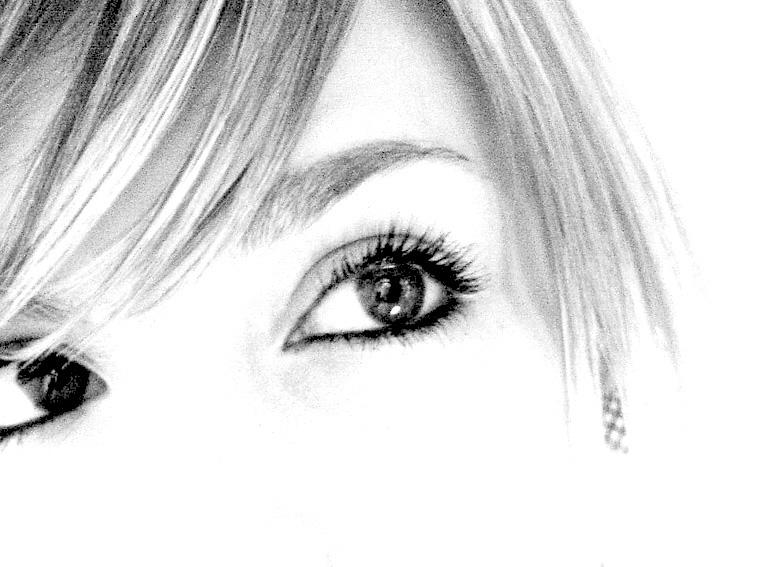 Behind those eyes..