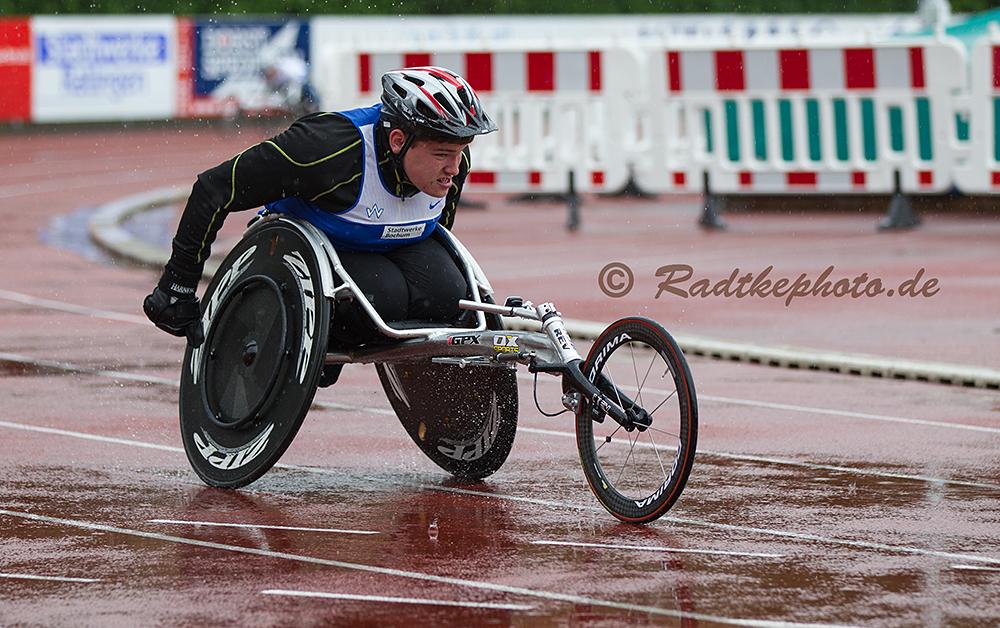 Behinderten-Sport NRW Landesmeisterschaften am 10. Mai 2014 in Ratingen