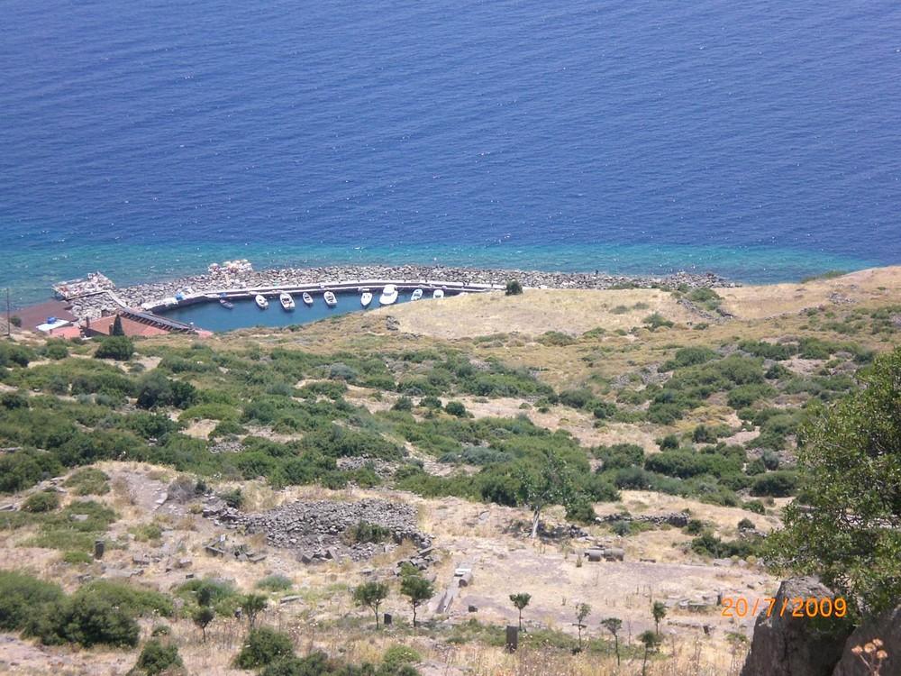 BehramkaleAssos Liman