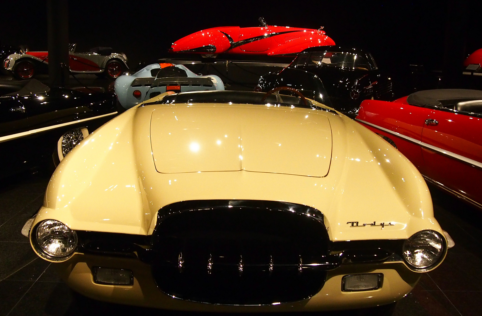 Behring Automuseum