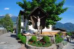bei 36° in Dorf Tirol