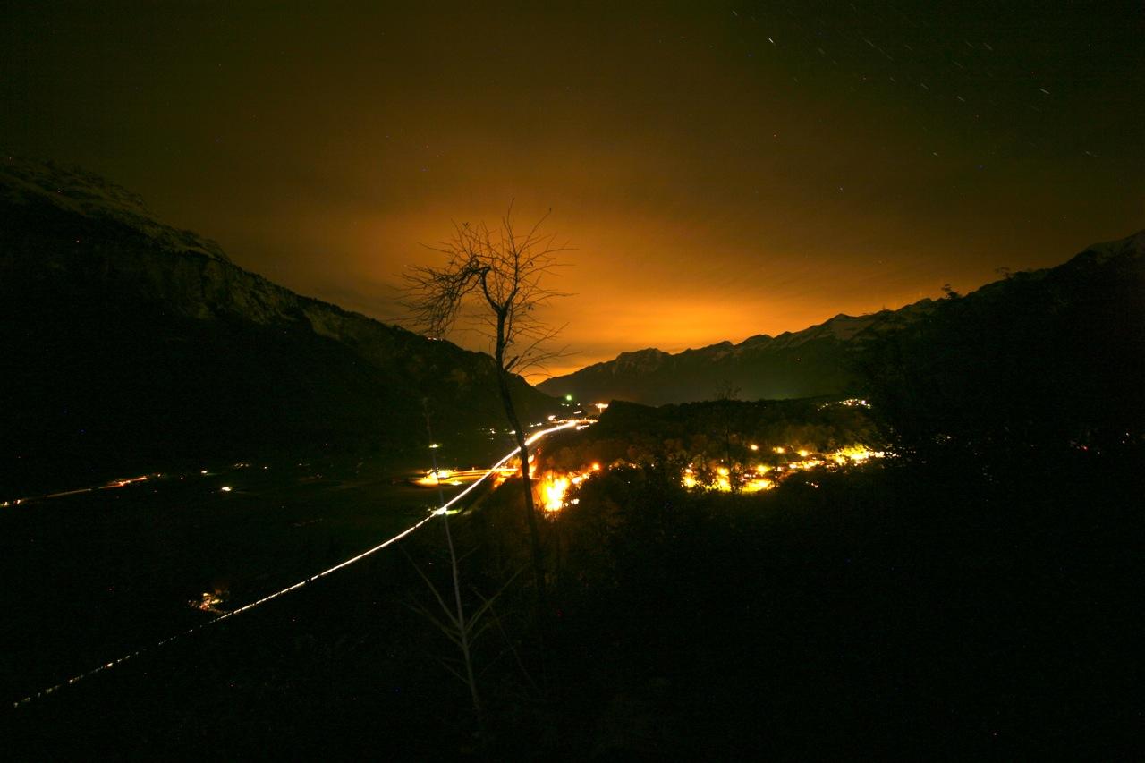 bei Ballenberg/ Berner Oberland