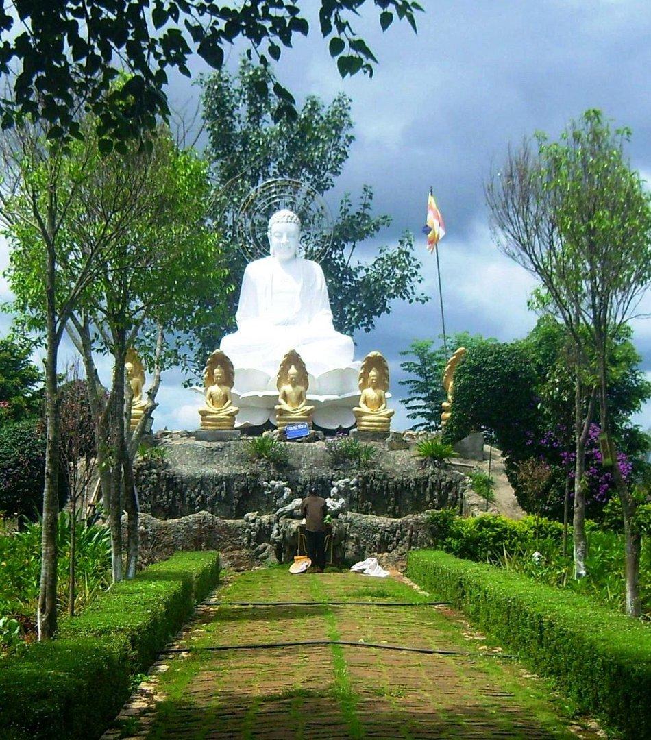 Bei Buddha