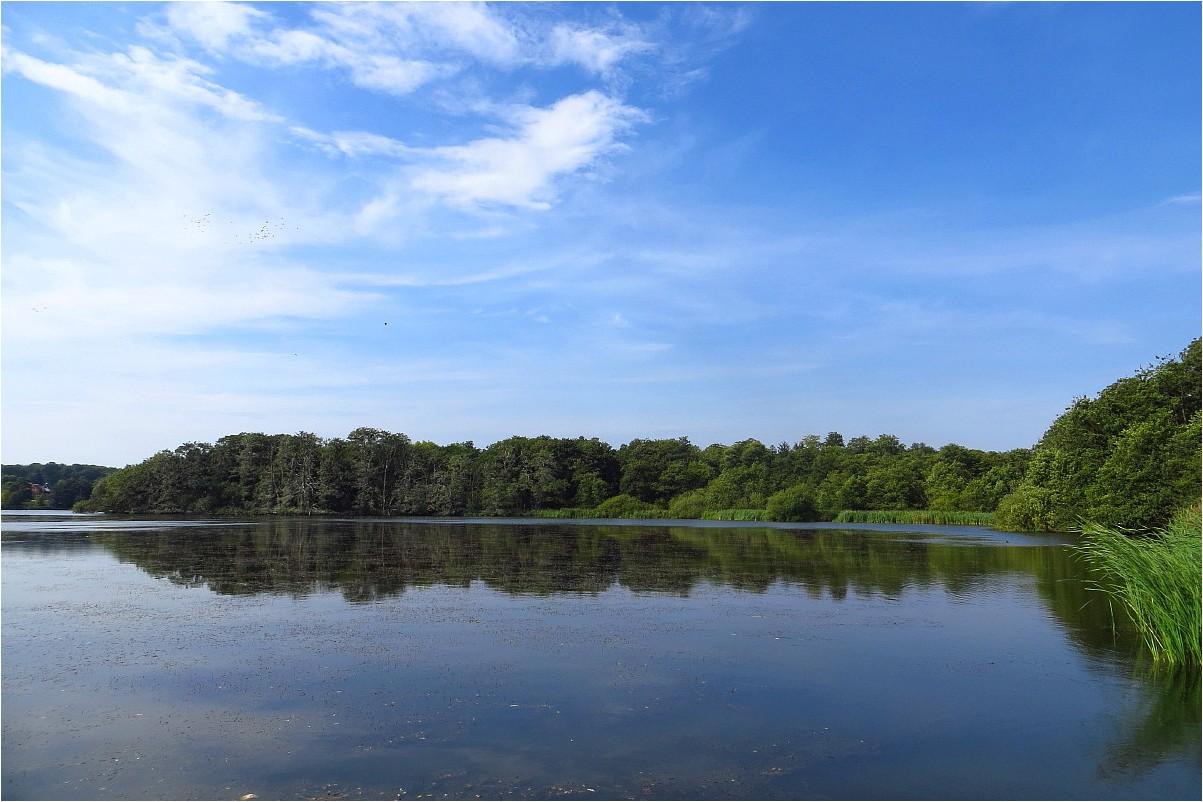 Bei dem schönen See hätte ...