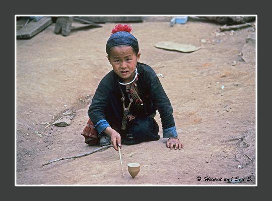 Bei den Bergvölkern, Thailand