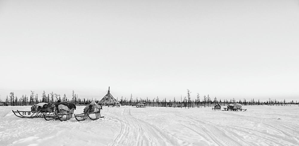 Bei den Nenets in Sibirien