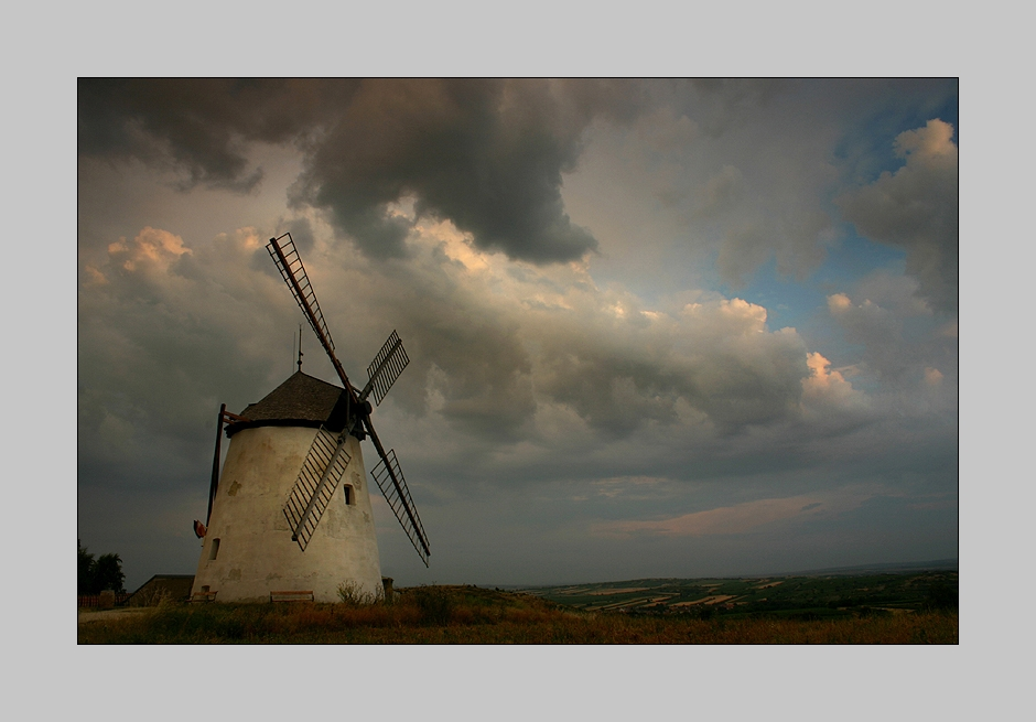 bei der alten Windmühle