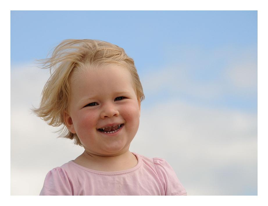 bei diesem Lächeln kann ich einfach nicht widerstehen !