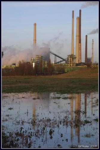 Bei Duisburg-Beek