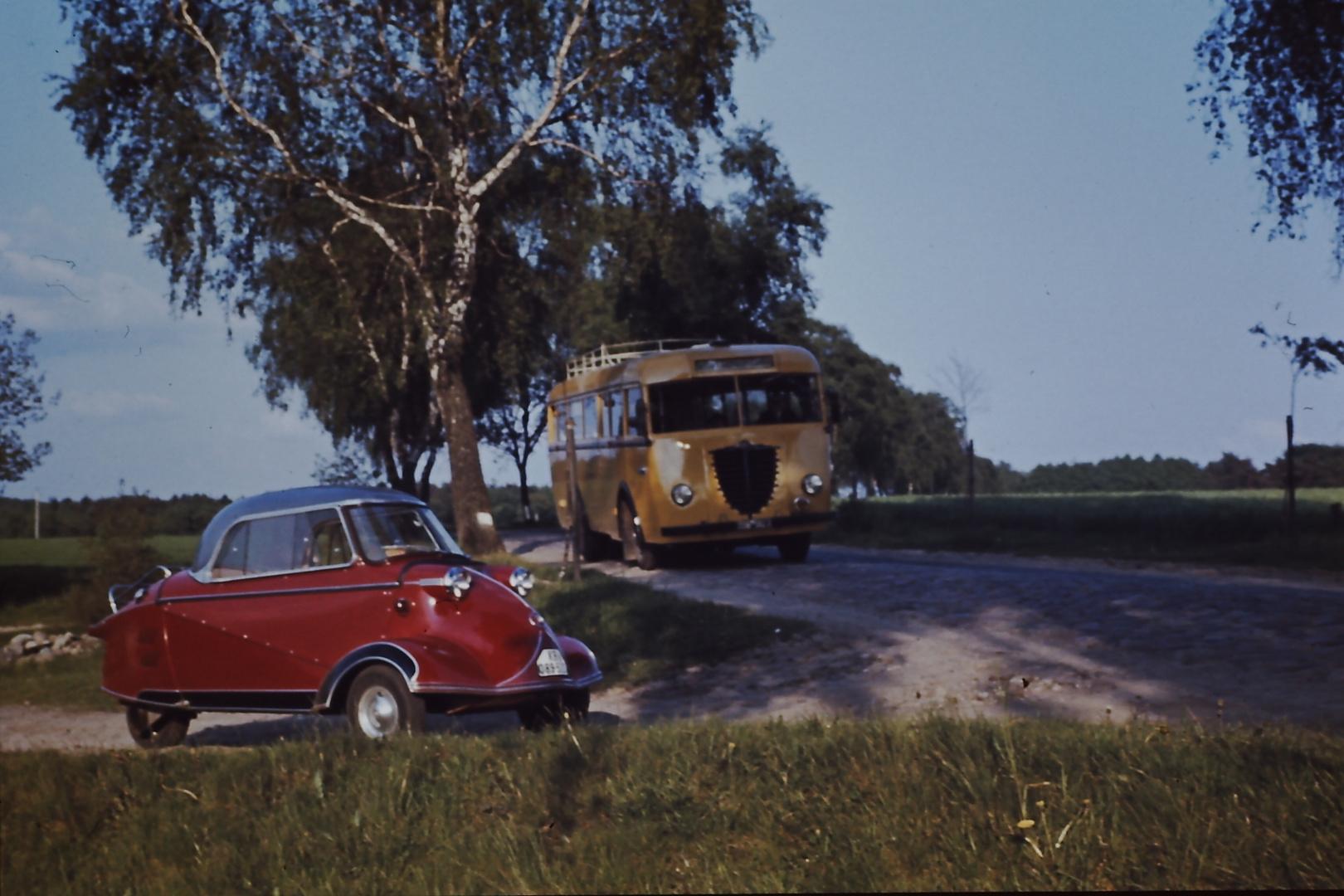 bei Egestorf 1955