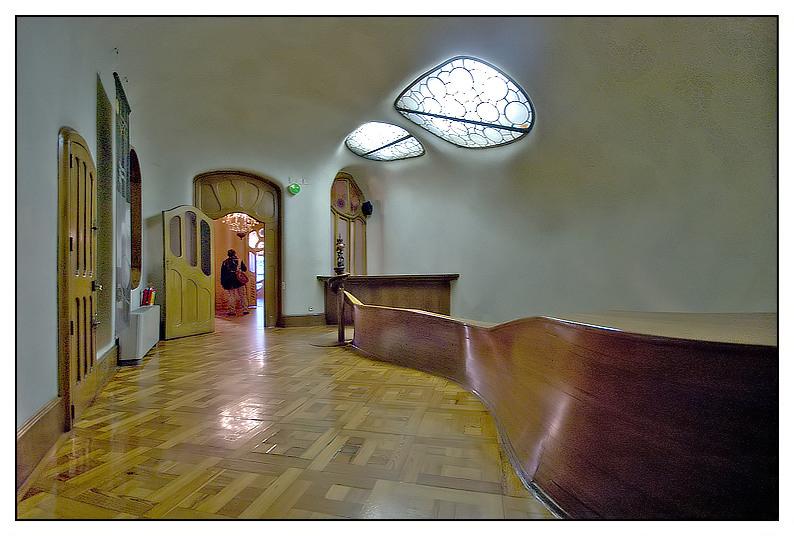 Bei Gaudi zu Gast