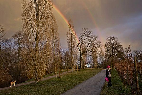 Bei jedem Wind und Wetter (2) ..
