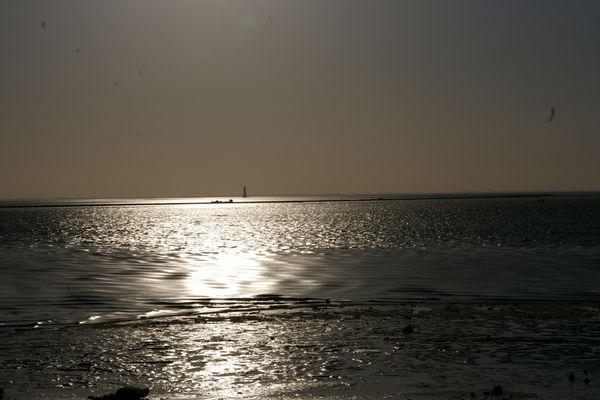 Bei mir an der Nordsee