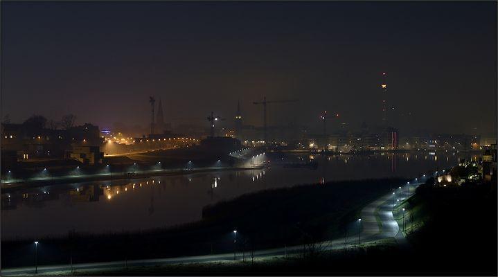 Bei Nacht und Nebel ...
