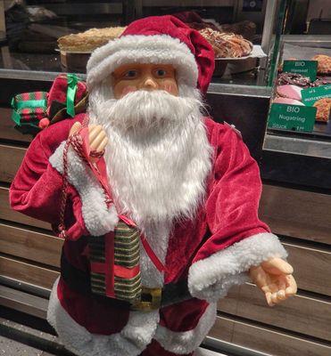 Bei Santa läuft es glaube ich auch nicht mehr so gut...