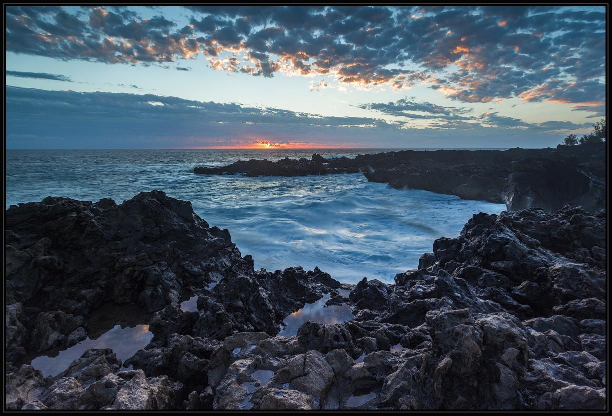 bei Étang Salé - La Réunion