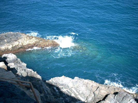 Bei unserem Urlaub im August 2003 in Fuerteventura an der Westküste.