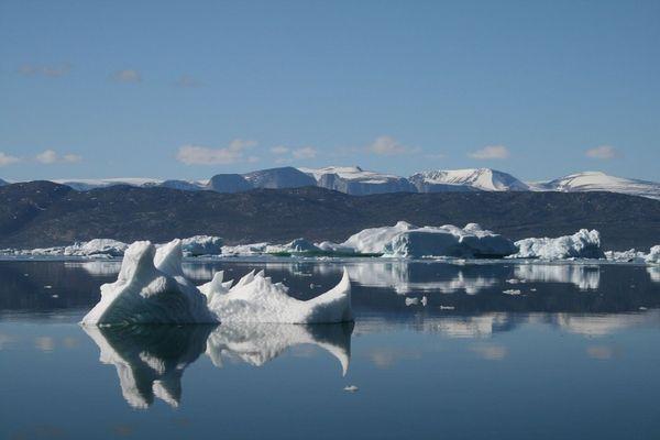 Bei Uummannaq, Nordwest-Grönland