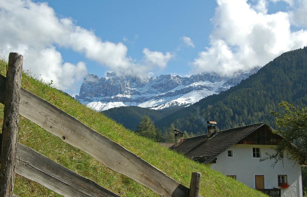 Bei Welschnofen Südtirol
