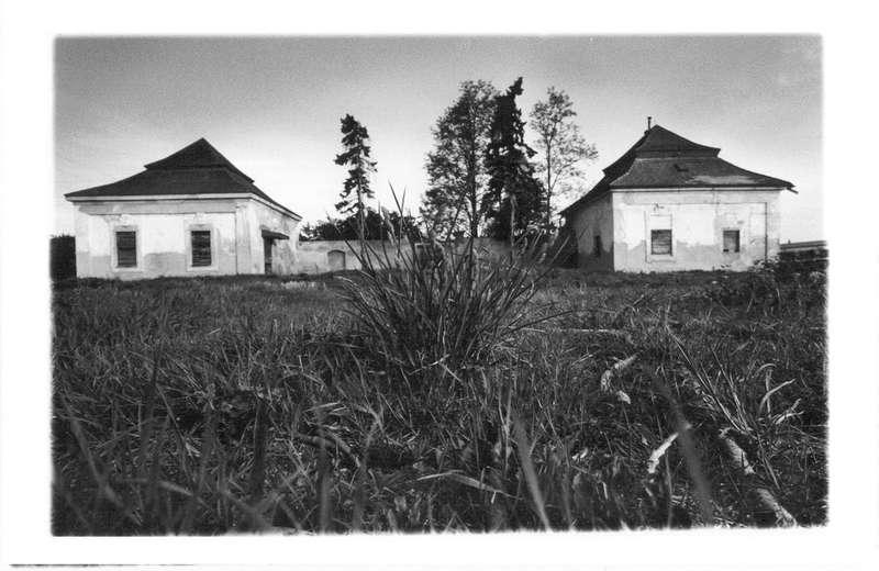 beide Pförtnerhäuser wurden gerettet