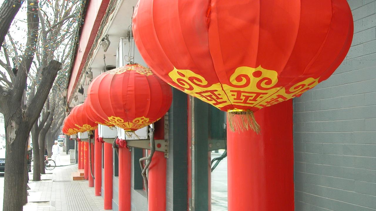 Beijing Food Chain