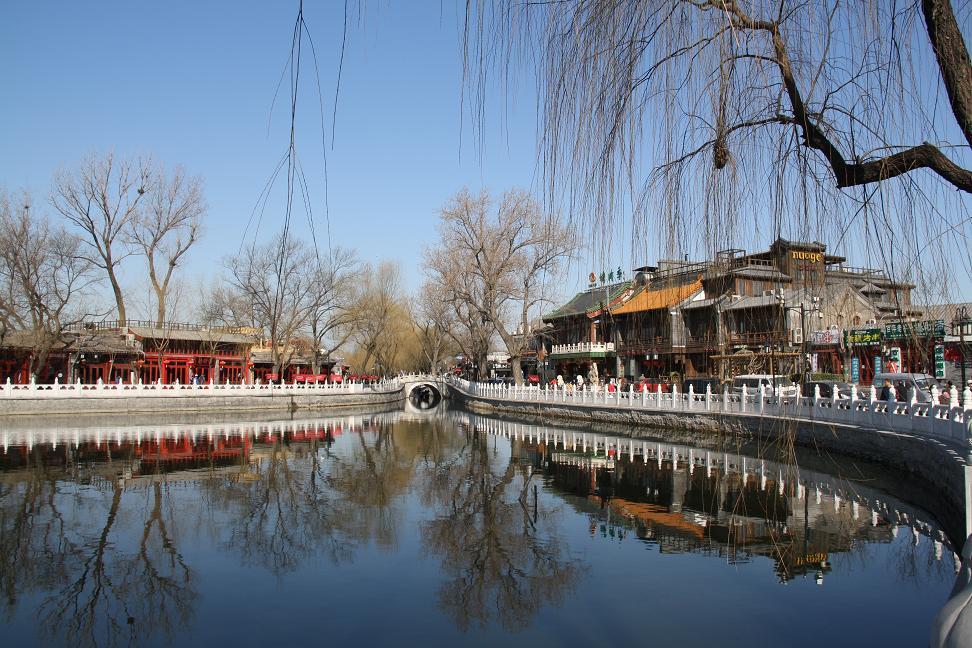 Beijing Strassenszene