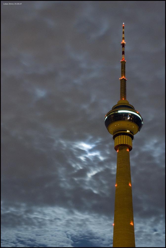 beijing TV tower **