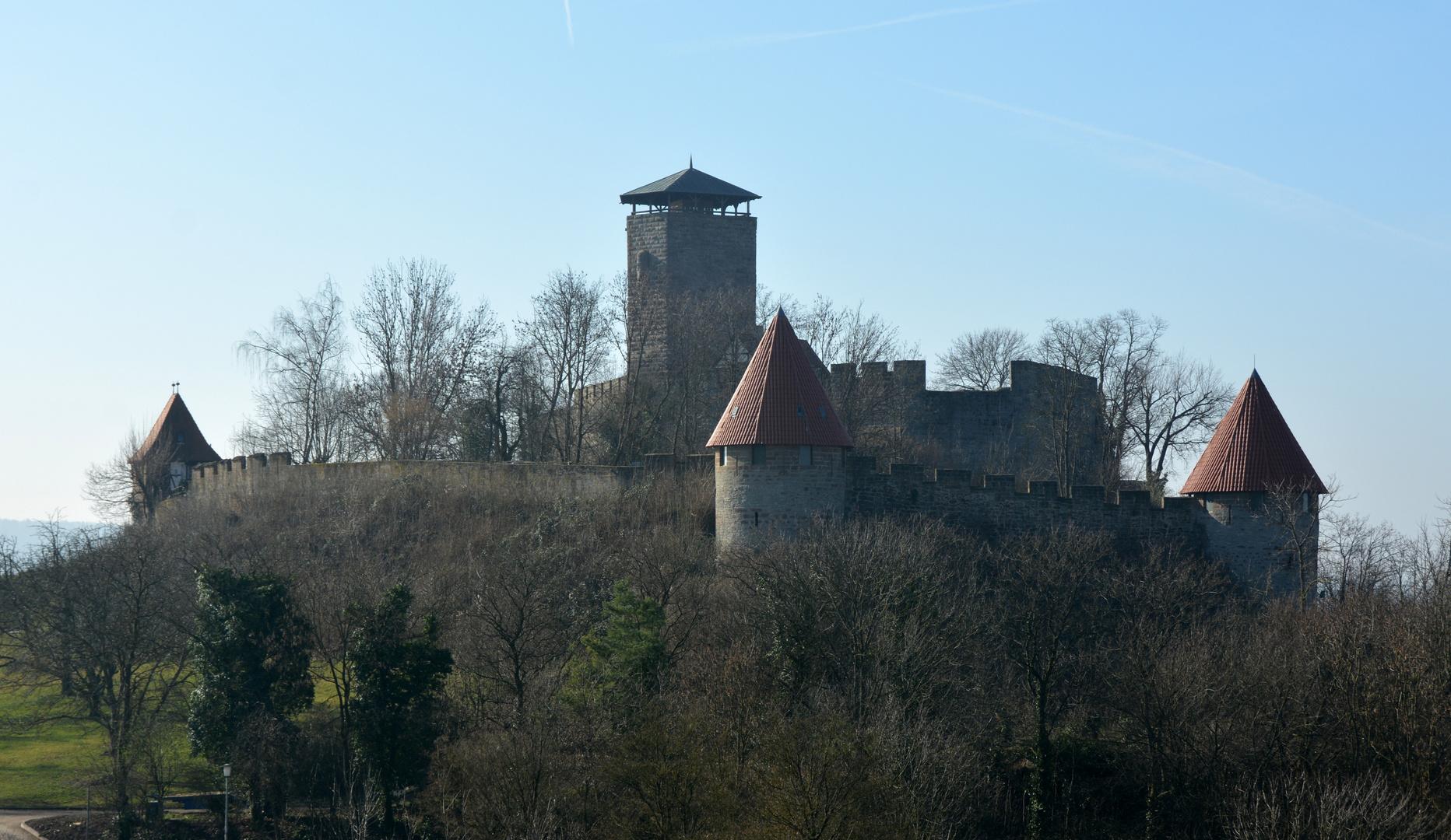 Beilstein/Burg Hohenbeilstein