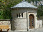 Beim Kloster Beuron
