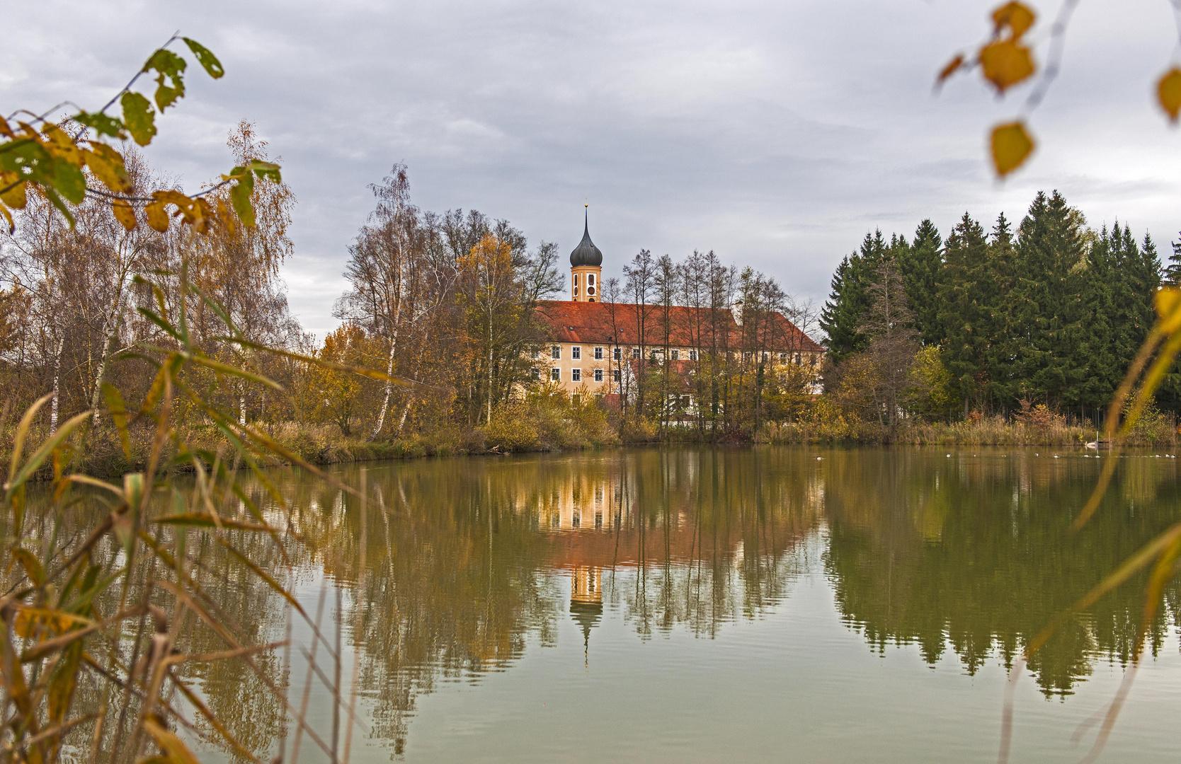 Beim Klosterweiher