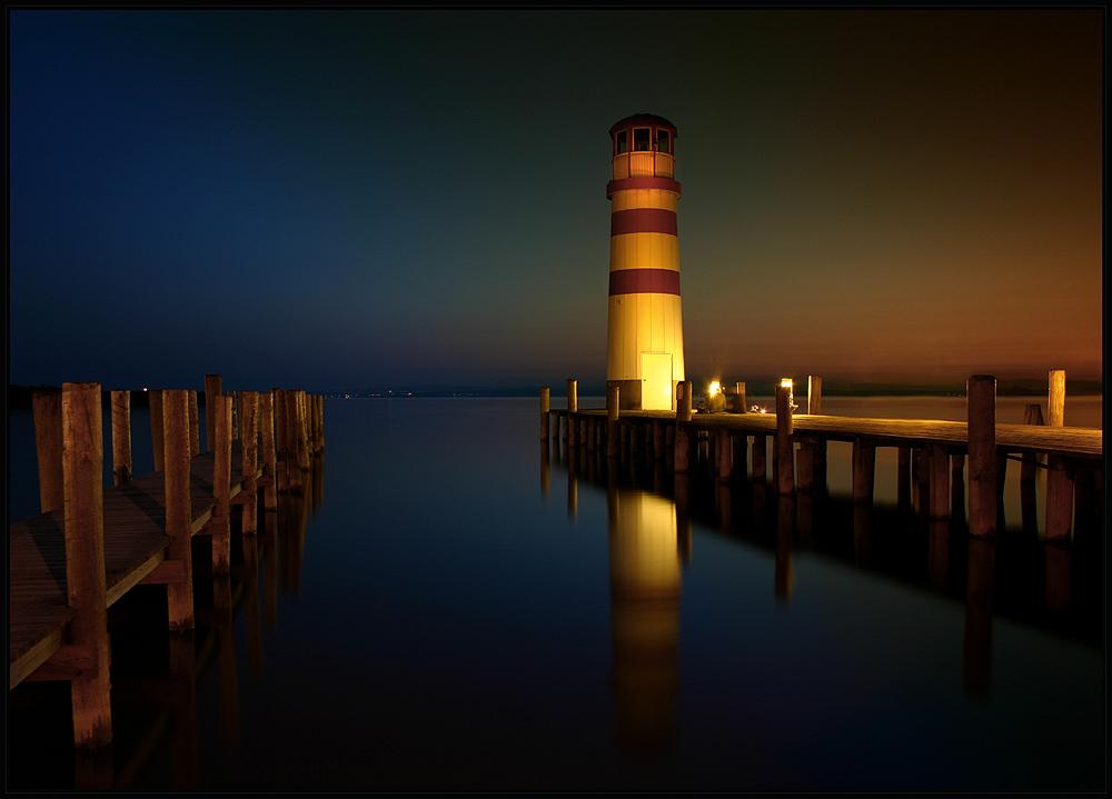 beim Leuchtturm