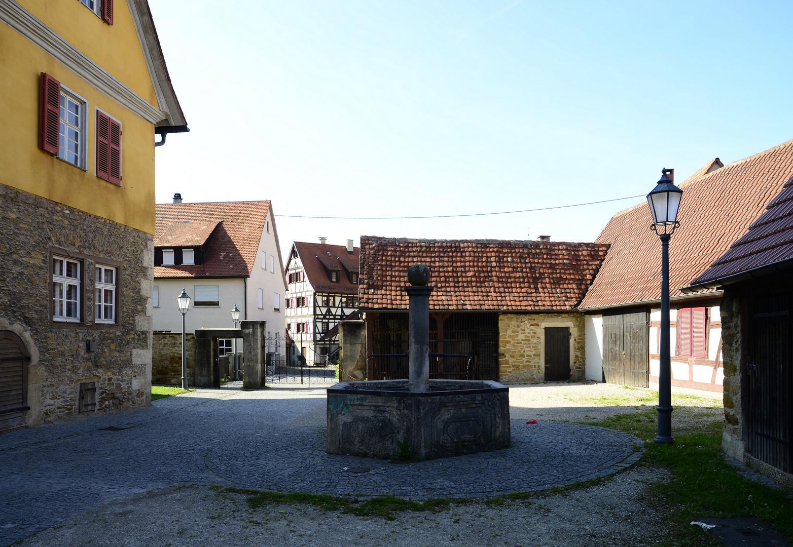 beim Melchior Jäger Haus