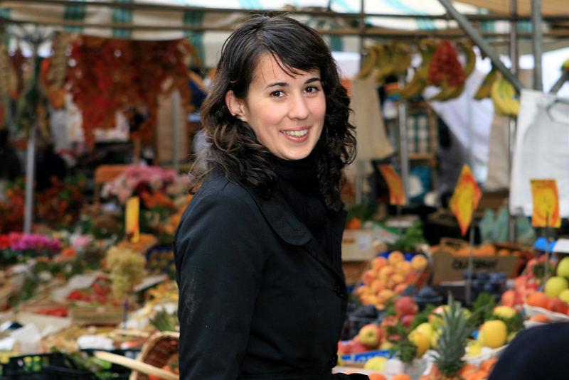 Beim Obstmarkt