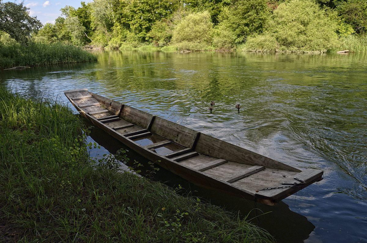 Beim Rhein
