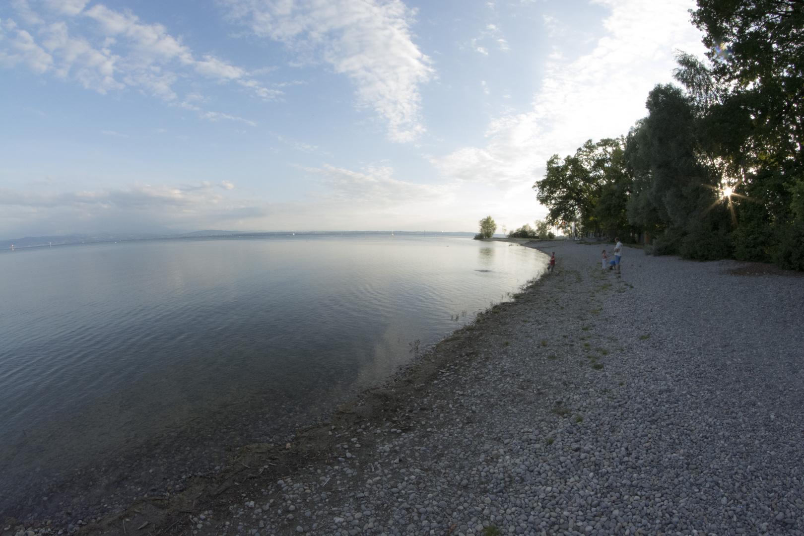 Beim Störr blick auf den See 15.06.2014