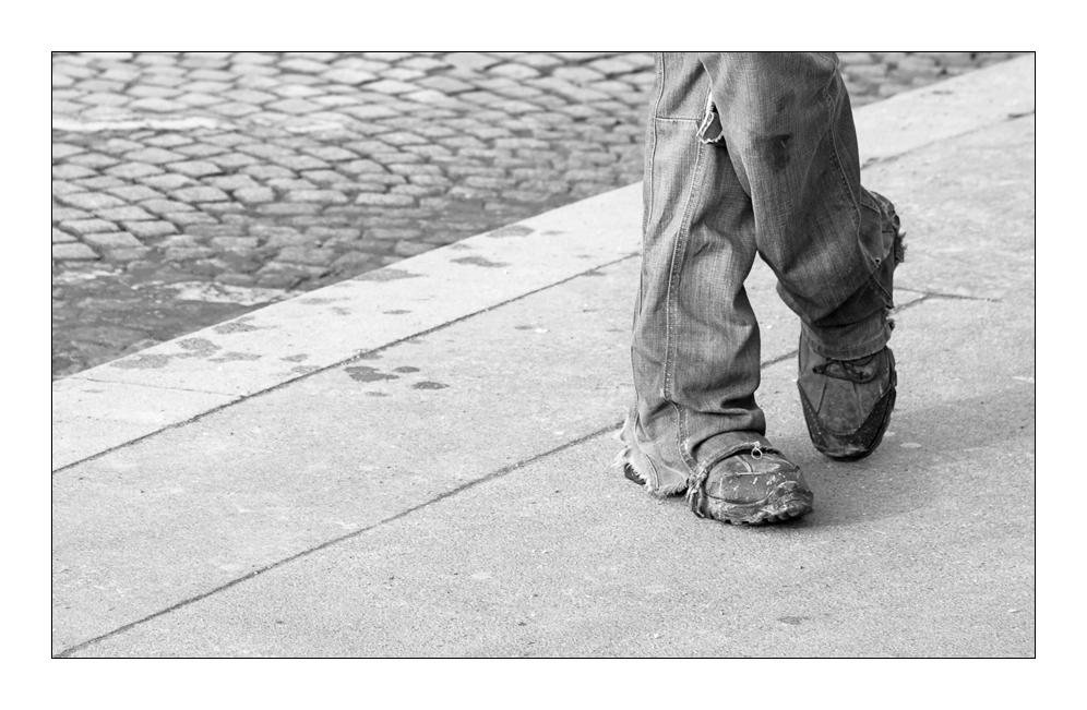 Beine in Paris