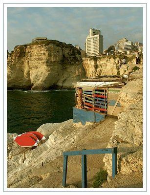 """""""Beirut - La Corniche"""""""