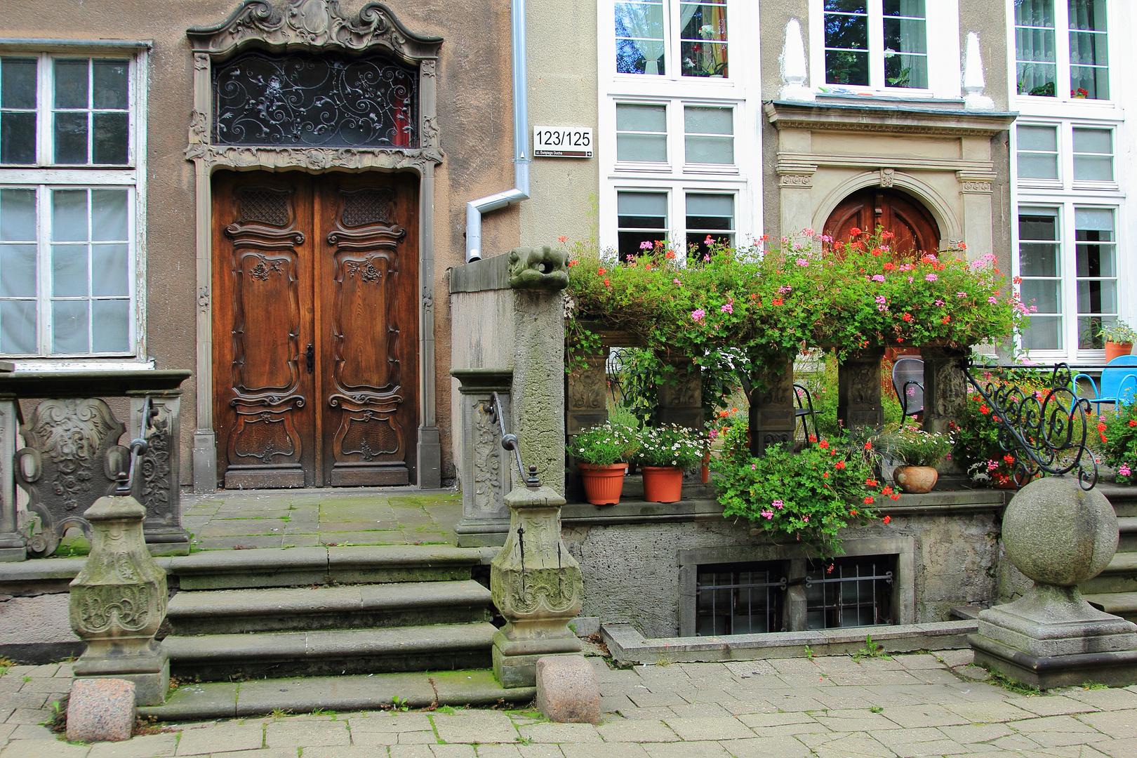 Beischläge und Türen