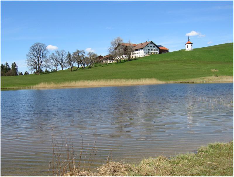 Bekannter kleiner See ;-)