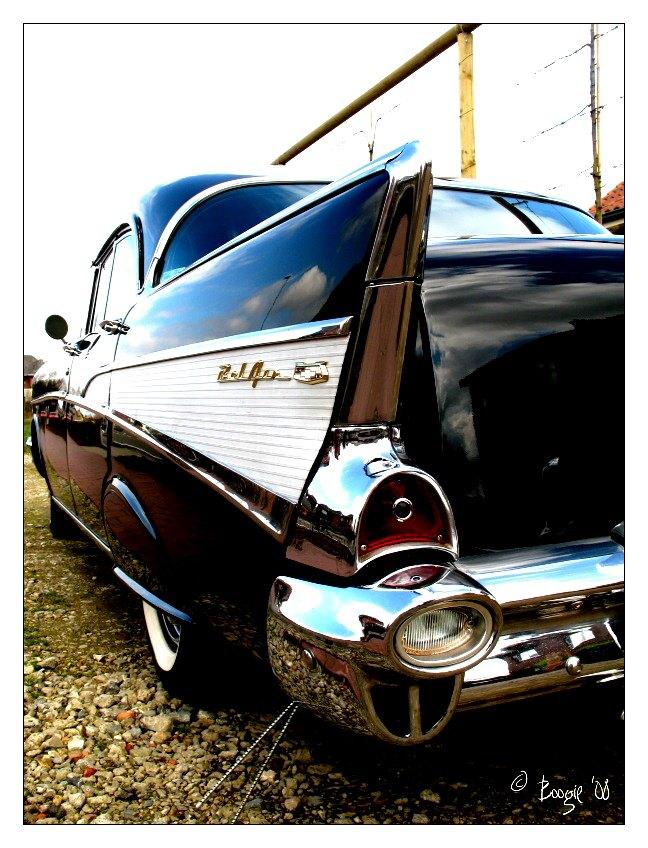 Bel Air 1957