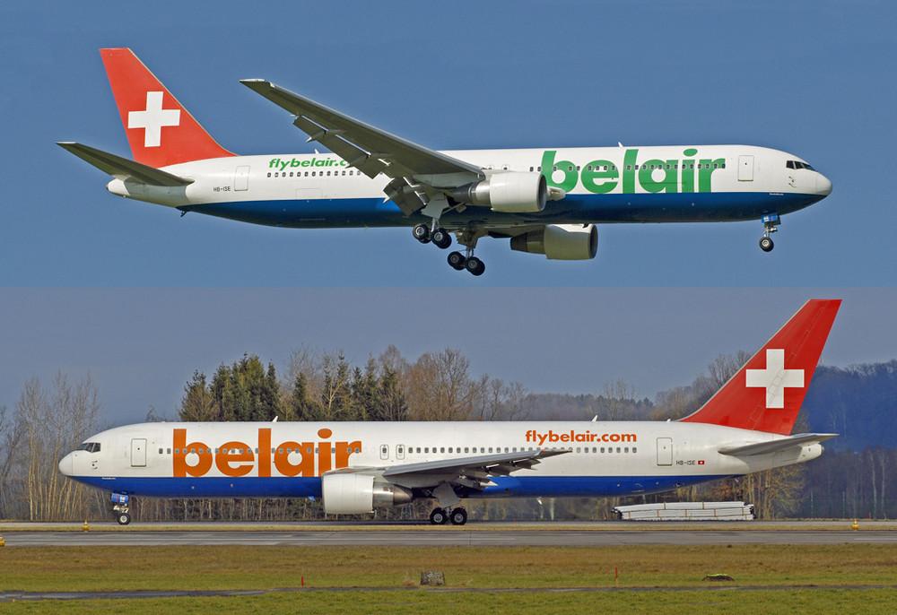 Bel... Air Berlin die Letzte