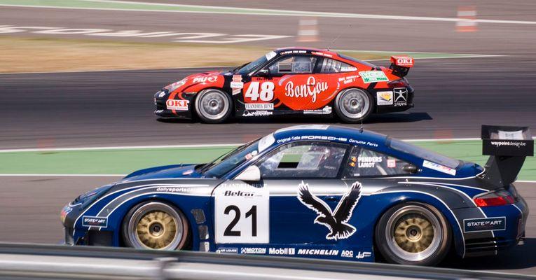 Belcar Lausitzring 2006