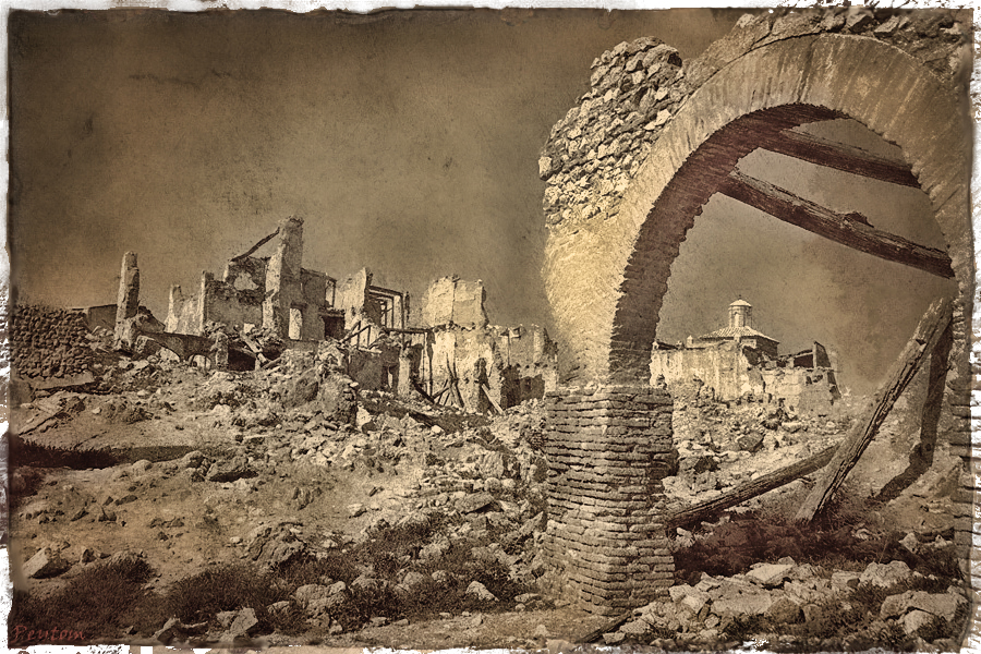 Belchite, pueblo viejo (3)