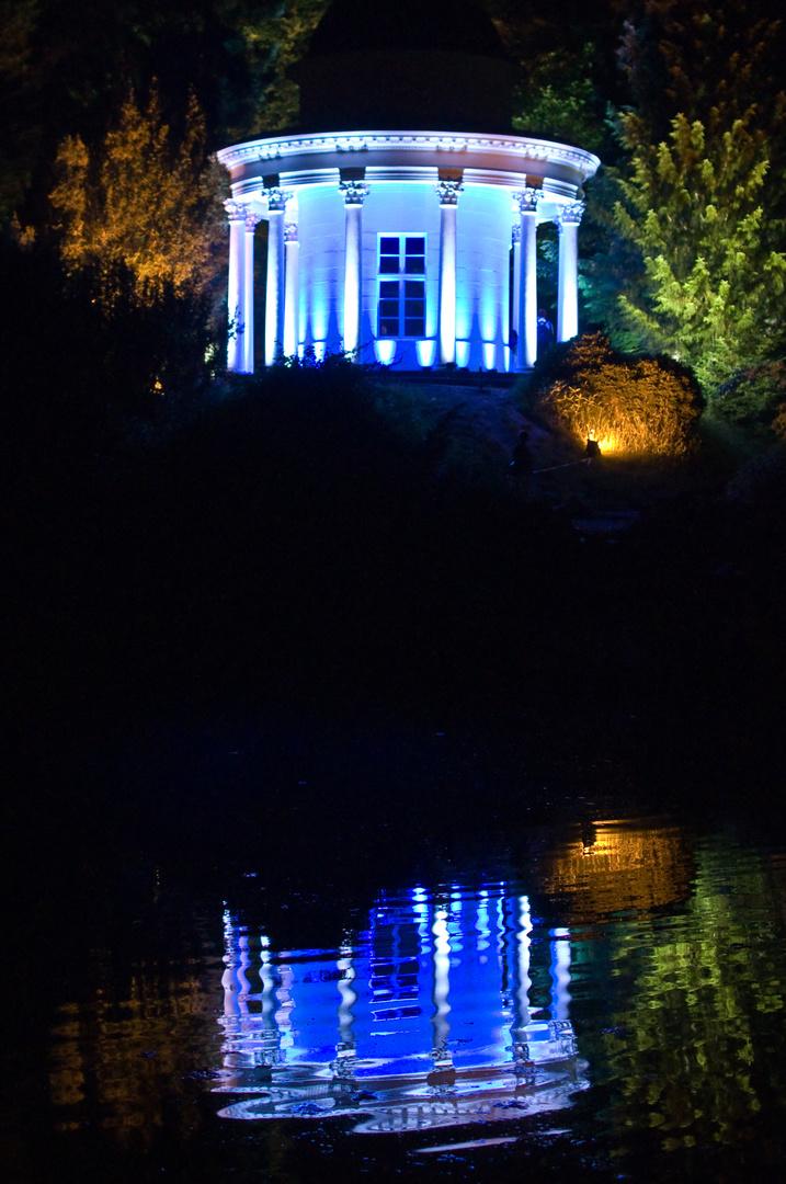 Beleuchtete wasserspiele Kassel
