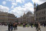 Belgien 2012 - Grand Place / Großer Markt Brüssel 1