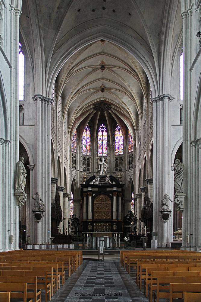 Belgien 2012 - St.-Rombouts-Kathedrale Mechelen