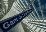 Belgien - Gare de Liège-Guillemins 1